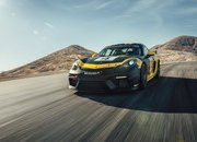 The 2019 Porsche 718 Cayman GT4 Clubsport is Here and the German Competition Should be Scared - image 812250