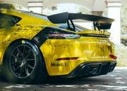 The 2019 Porsche 718 Cayman GT4 Clubsport is Here and the German Competition Should be Scared - image 812422
