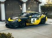 The 2019 Porsche 718 Cayman GT4 Clubsport is Here and the German Competition Should be Scared - image 812430