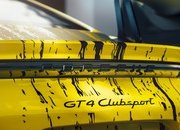 The 2019 Porsche 718 Cayman GT4 Clubsport is Here and the German Competition Should be Scared - image 812227