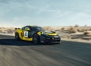 The 2019 Porsche 718 Cayman GT4 Clubsport is Here and the German Competition Should be Scared - image 812230