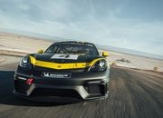 The 2019 Porsche 718 Cayman GT4 Clubsport is Here and the German Competition Should be Scared - image 812231