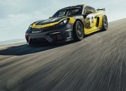 The 2019 Porsche 718 Cayman GT4 Clubsport is Here and the German Competition Should be Scared - image 812232