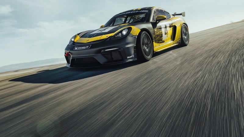 11 Little-Known Facts About the 2019 Porsche 718 Cayman GT4 Clubsport