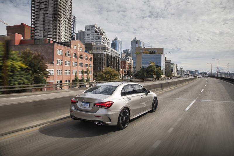 Pricing for the 2019 Mercedes A-Class is In and The CLA-Class is No Longer the Cheapest Merc on U.S. Roads - image 815931