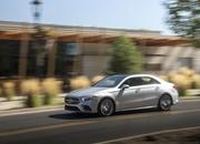 Pricing for the 2019 Mercedes A-Class is In and The CLA-Class is No Longer the Cheapest Merc on U.S. Roads - image 815935