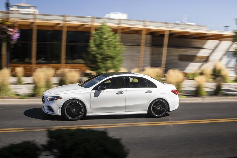 Pricing for the 2019 Mercedes A-Class is In and The CLA-Class is No Longer the Cheapest Merc on U.S. Roads - image 815937