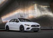 Pricing for the 2019 Mercedes A-Class is In and The CLA-Class is No Longer the Cheapest Merc on U.S. Roads - image 815929