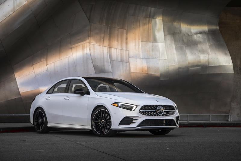 Pricing for the 2019 Mercedes A-Class is In and The CLA-Class is No Longer the Cheapest Merc on U.S. Roads