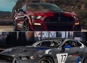 Quick Comparison: 2020 Ford Mustang Shelby GT500 vs. 2016 Ford Mustang GT4 - image 815921
