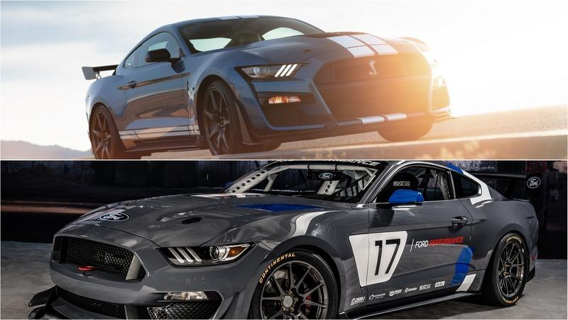 Quick Comparison: 2020 Ford Mustang Shelby GT500 vs. 2016 Ford Mustang GT4 - image 815919