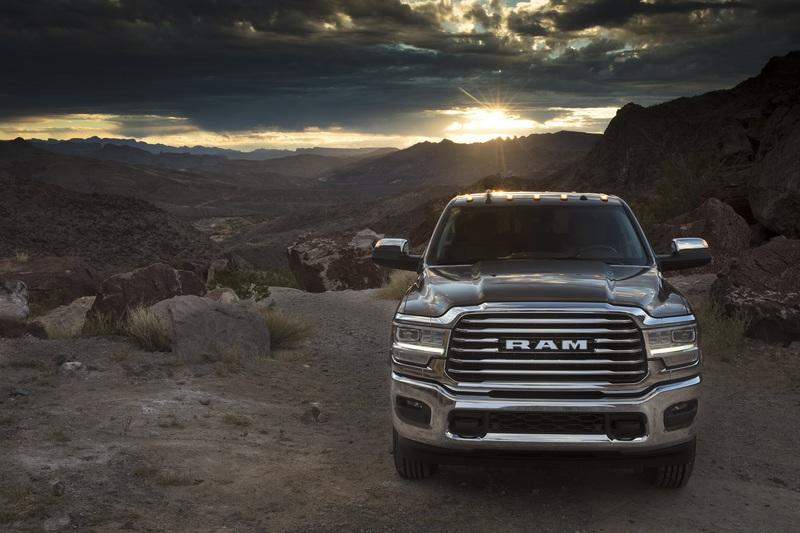 Wallpaper of the Day: 2019 Ram 2500 Laramie Longhorn