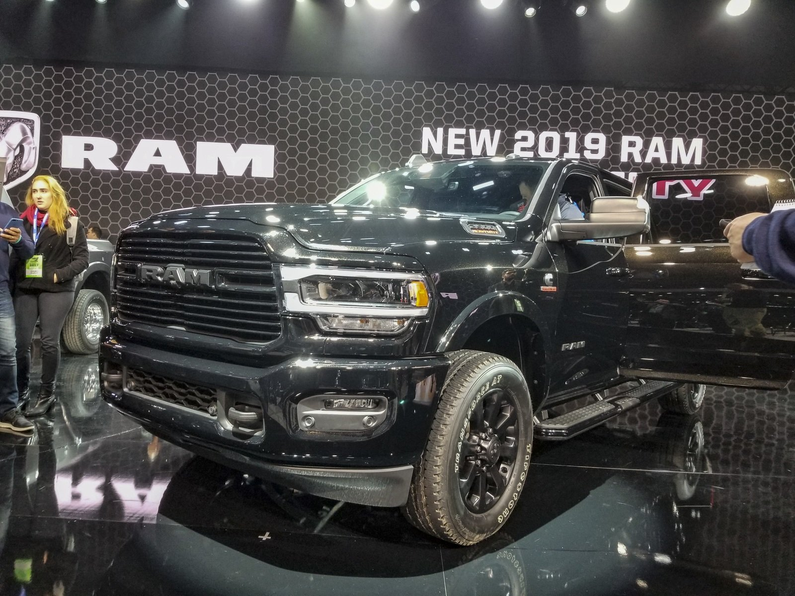 2019 Ram 2500 Limited | Top Speed