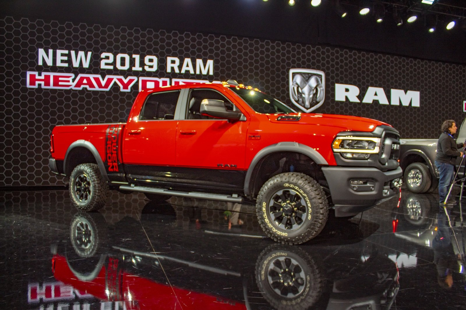 2019 Ram 2500 Power Wagon Pictures Photos Wallpapers