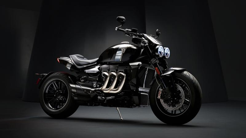 Triumph Unveils New TFC Custom Models