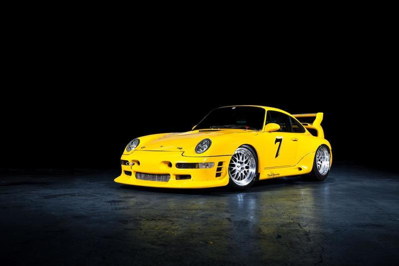 A 1997 RUF Porsche CTR2 with Pikes Peak History is Expected To Sell For $1.5 Million