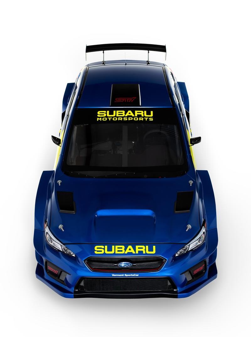 Subaru Brings Back Legendary Blue-and-Gold Livery but You Won't See It in WRC