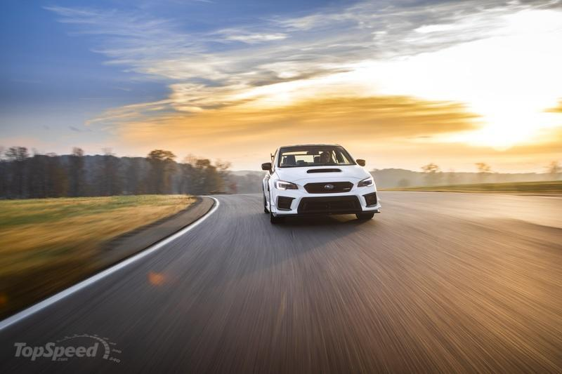 The 2019 Subaru WRX STI S209 Is the Tuner Special We've All Been Waiting For - image 815225