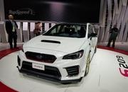 The 2019 WRX STI S209 Is the Best Performance News From Subaru In a Long Time - image 815261