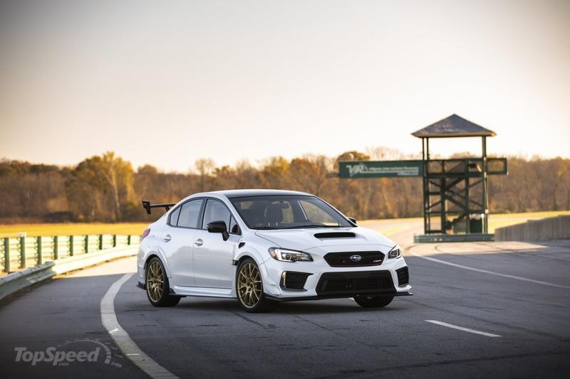 The 2019 Subaru WRX STI S209 Is the Tuner Special We've All Been Waiting For - image 815208