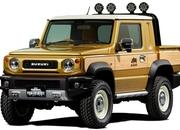 Suzuki Should Build this Jimny Sierra Pickup and Sell it to the Masses - image 811944