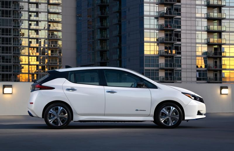 The 2019 Nissan Leaf e+ is Here to Fix the Wrongs of all Leafs that Came Before It