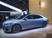 2019 Lincoln Continental 80th Anniversary Coach Door Edition - image 817249