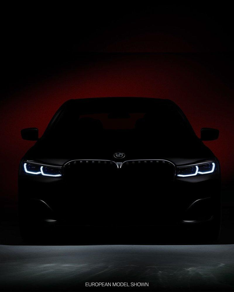 The 2020 BMW 7 Series Is Nearly Here, Front End Teased Before Debut