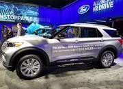 The 2020 Ford Explorer Hybrid Features a Weird Drivetrain Layout - image 815552