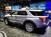 The 2020 Ford Explorer Hybrid Features a Weird Drivetrain Layout - image 815553