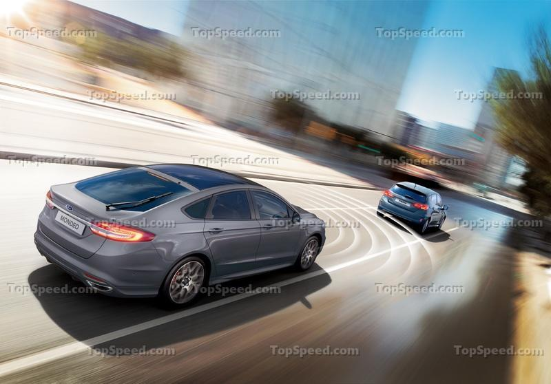 The 2019 Ford Mondeo Has Arrived In Belgium and it Brought Along a New First For the Blue Oval - image 816695