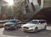 The 2019 Ford Mondeo Has Arrived In Belgium and it Brought Along a New First For the Blue Oval - image 816689