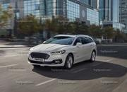 The 2019 Ford Mondeo Has Arrived In Belgium and it Brought Along a New First For the Blue Oval - image 816690