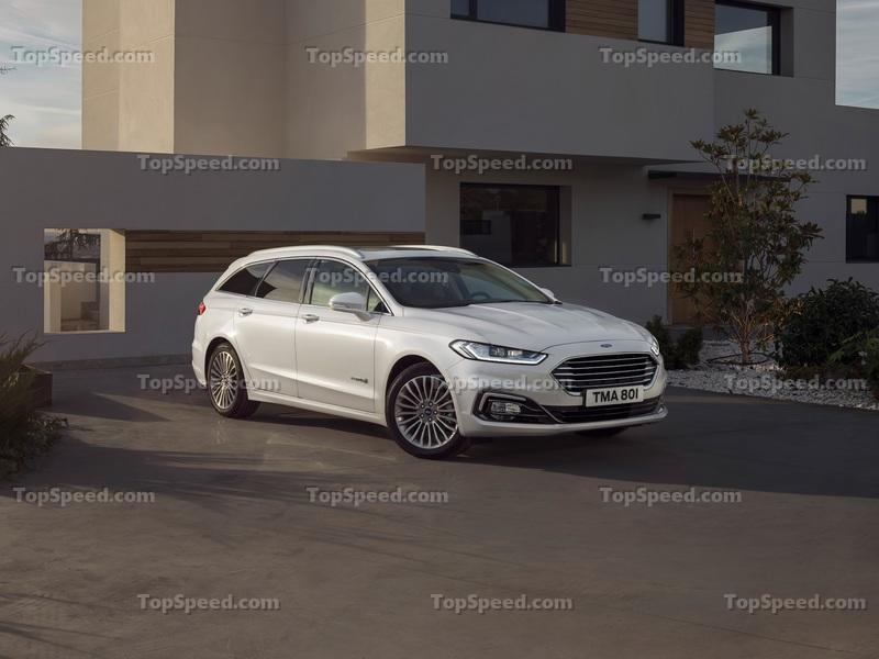 The 2019 Ford Mondeo Has Arrived In Belgium and it Brought Along a New First For the Blue Oval - image 816692