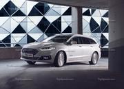 The 2019 Ford Mondeo Has Arrived In Belgium and it Brought Along a New First For the Blue Oval - image 816686