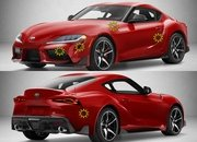 The 2020 Toyota Supra has So Many Fake Vents that it Hurts - image 815922