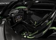 The AMR Track Performance Pack for the Aston Martin Valkyrie Rides the Line Between Crazy and Insane - image 817492