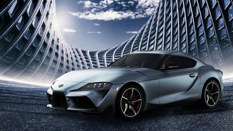 The Base 2020 Toyota Supra Has Less Power Than the Toyota 86