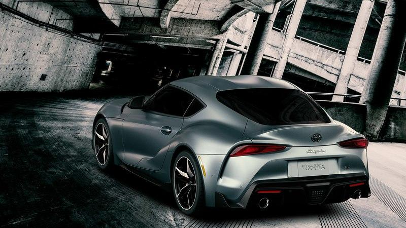The Base 2020 Toyota Supra Has Less Power Than the Toyota 86 - image 815607