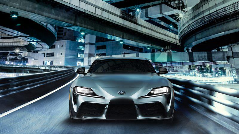 The Base 2020 Toyota Supra Has Less Power Than the Toyota 86 - image 815604
