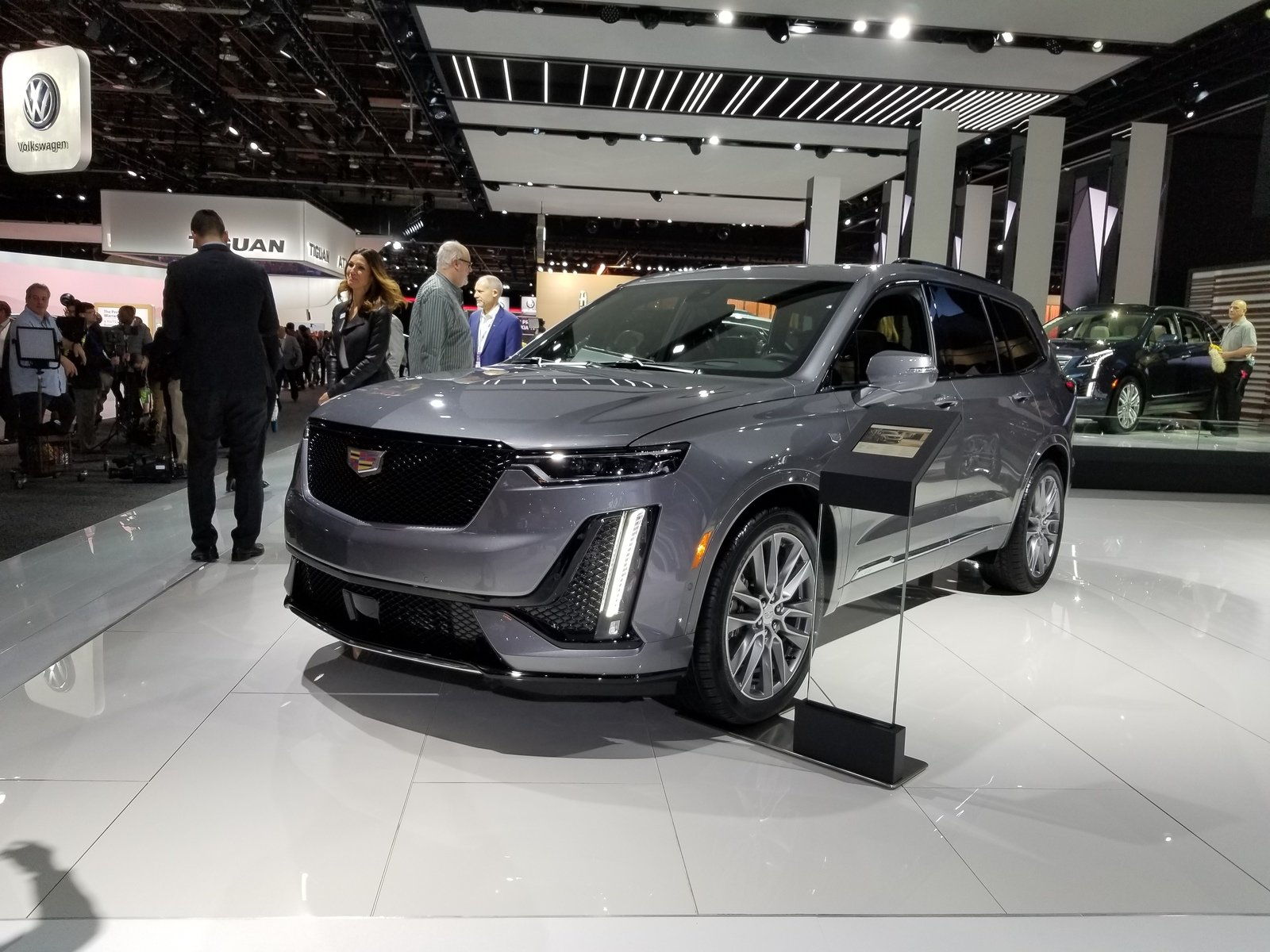 International Auto Show >> The Cadillac XT6 Is A Ground-Rule Double That Should've Been A Home Run | Top Speed
