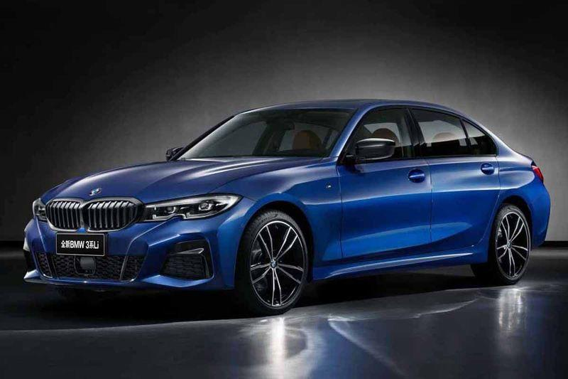 The China-Only 3-Series L is Nearly As Long as the BMW 5 Series