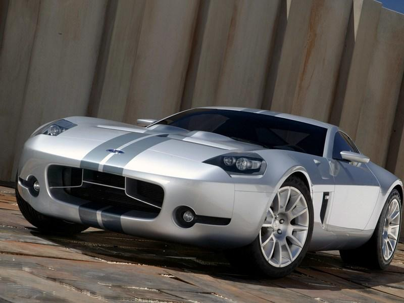 The Forgotten 2004 Ford Shelby GR-1 Concept Is Finally Going to Production