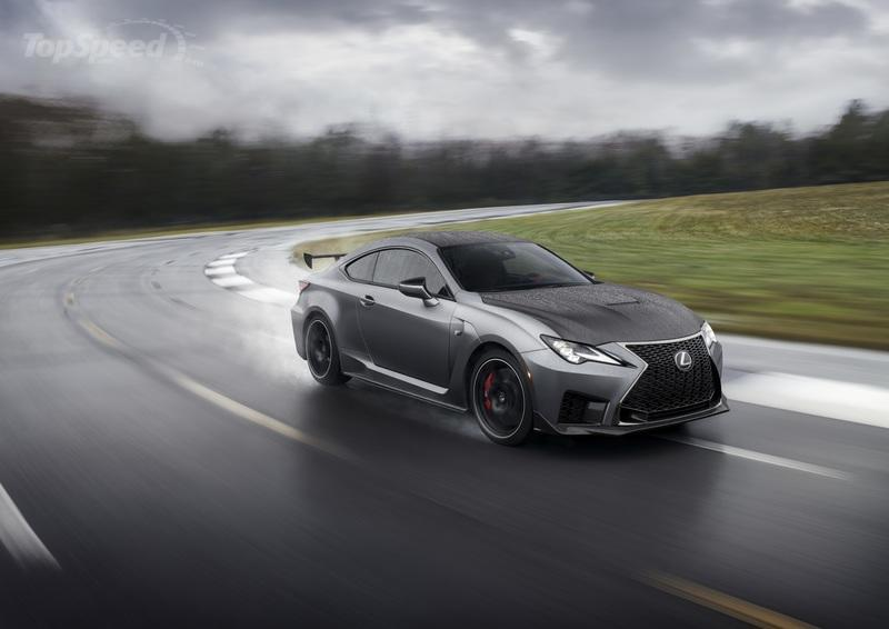 Quick Comparo: Is the Lexus RC F Track Edition better than the BMW M4 GTS?