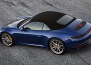 Wallpaper of the Day: 2020 Porsche 911 Cabriolet - image 813080