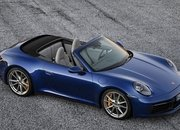 Wallpaper of the Day: 2020 Porsche 911 Cabriolet - image 813079