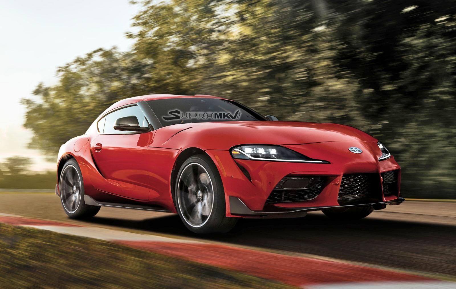 The Toyota Supra Is Not A Good Looking Car Top Speed