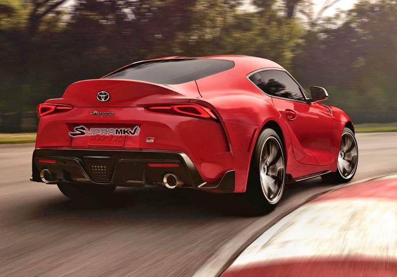 The Toyota Supra is Not a Good-Looking Car - image 814206