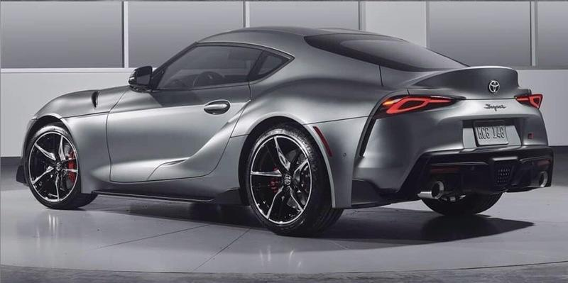 The Toyota Supra is Not a Good-Looking Car