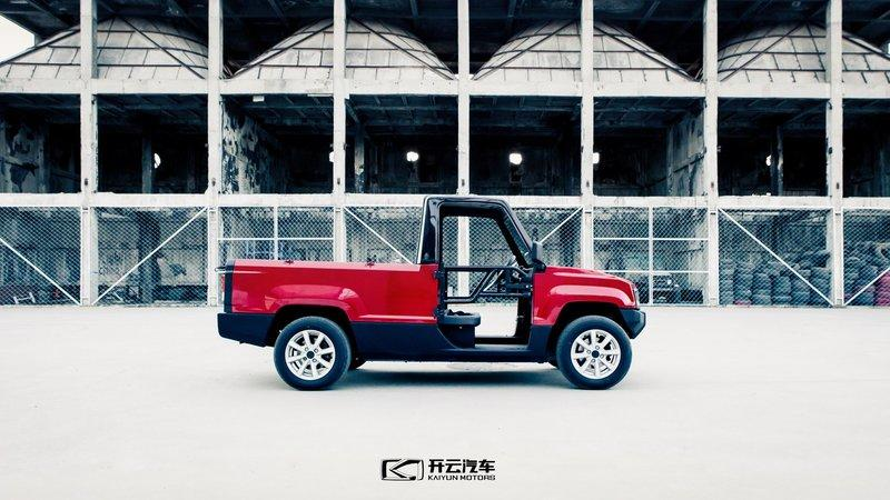 This $5,000 Chinese Mini-Pickup - The 2019 Kaiyun Pickman - To Hit U.S. Shores This Year